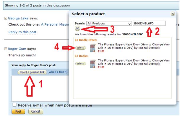 8 Easy Ways to Help Your Indie Author on Amazon