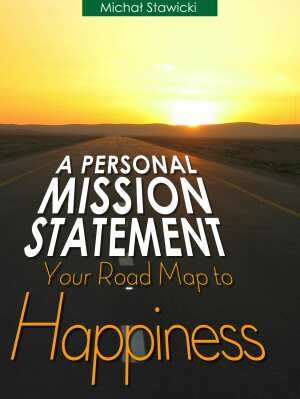 Personal mission statement book cover