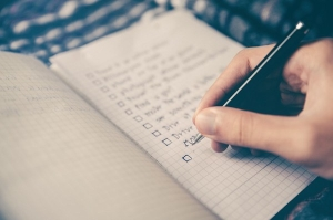 Writing Down Your Goals